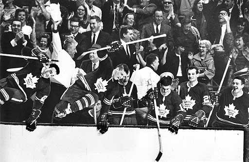 The 1967 Toronto Maple Leafs