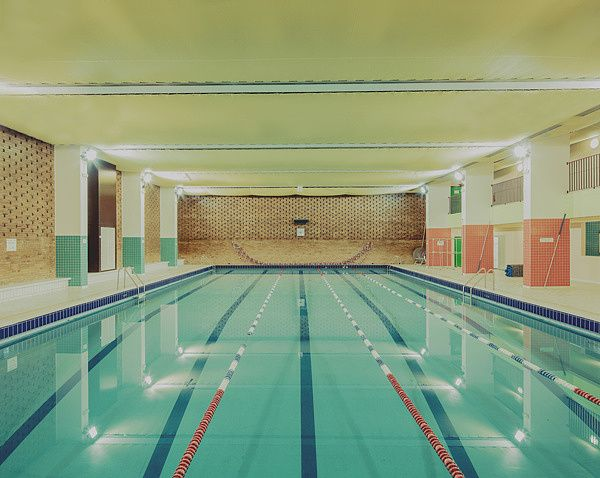 Franck Bohbot's Swimming Pool Photographic Series