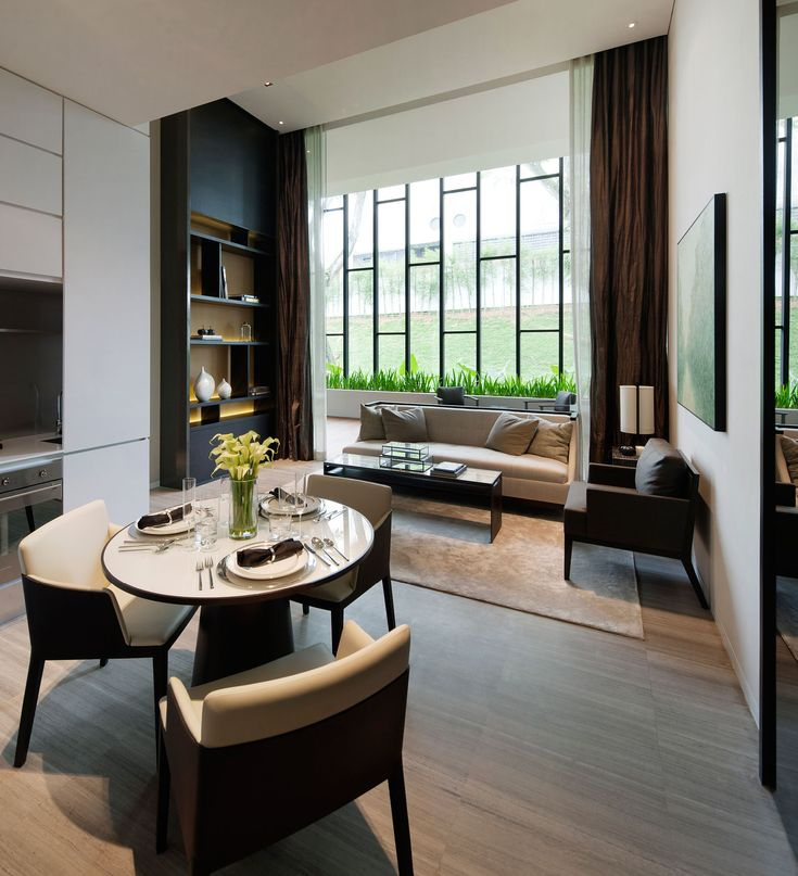 Fashion Design Interior Design Singapore: SCDA Seletar Park Residence, Singapore
