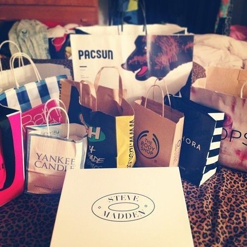 Shopping Spree ♡