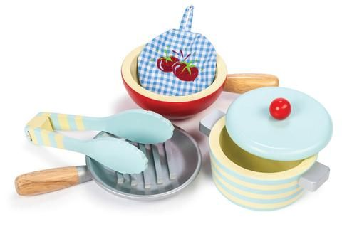 Honeybake Cookware Sets - Le Toy Van