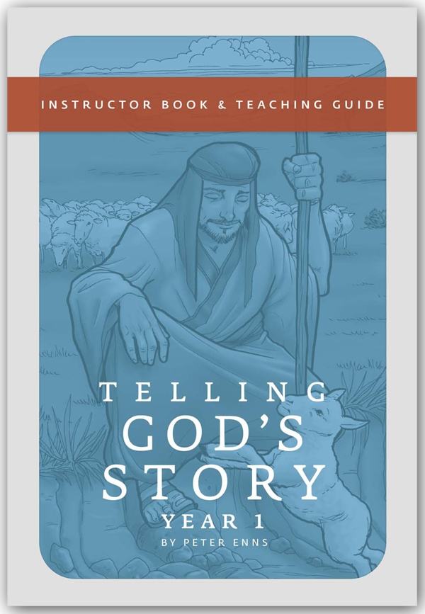Bible curriculum from the Well Trained Mind.