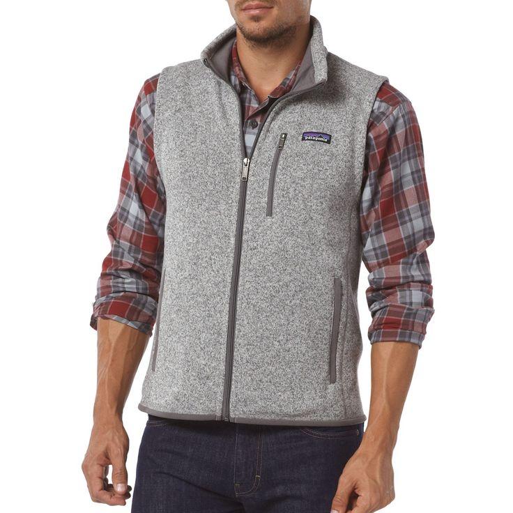 Patagonia Men's Better Sweater Vest | Earth's Edge