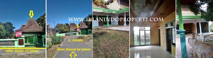 Dijual Rumah BTN Kerato tanah luas 600jt