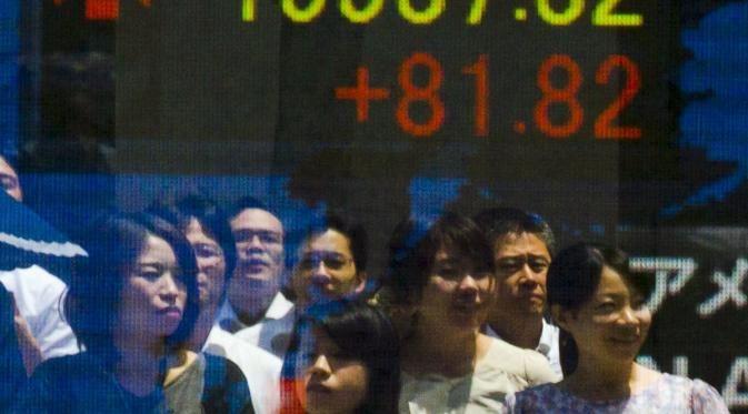 PT. Rifan Financindo Berjangka, Tokyo - Bursa Asia bergerak reli pada perdagangan saham Kamis pekan ini. Penguatan…