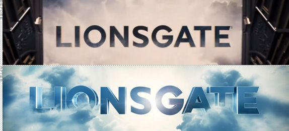 Lionsgate new logo intro