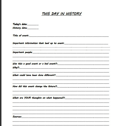 12 best US History worksheet images on Pinterest ...