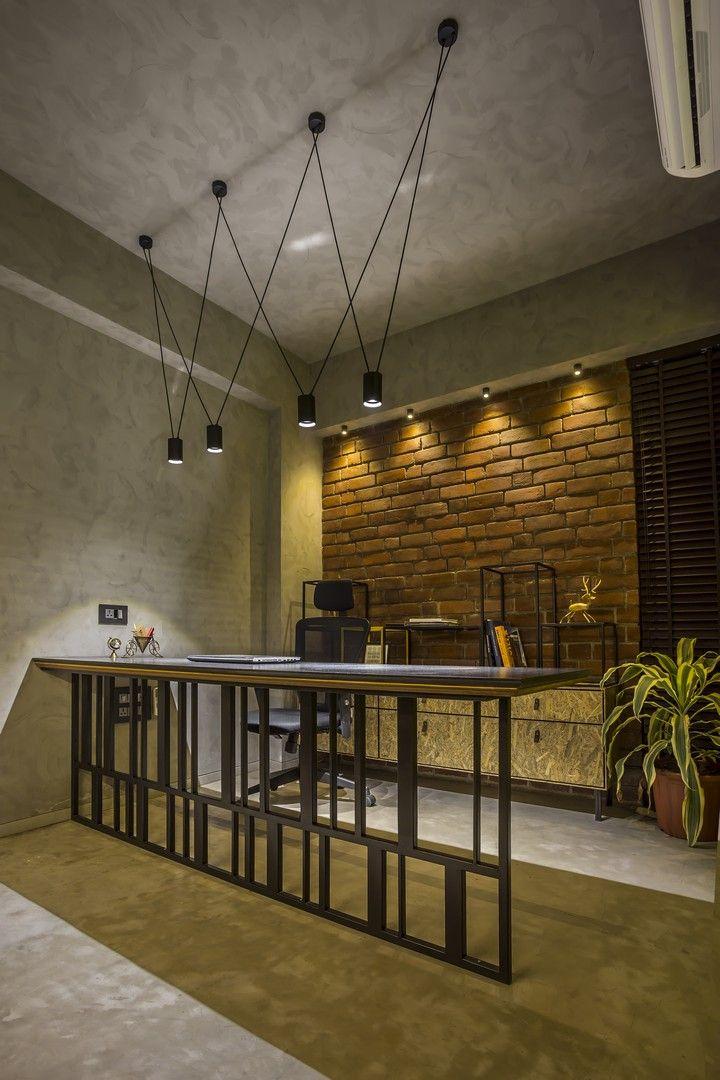 Architects Studio W O R K S P A C E Small Office