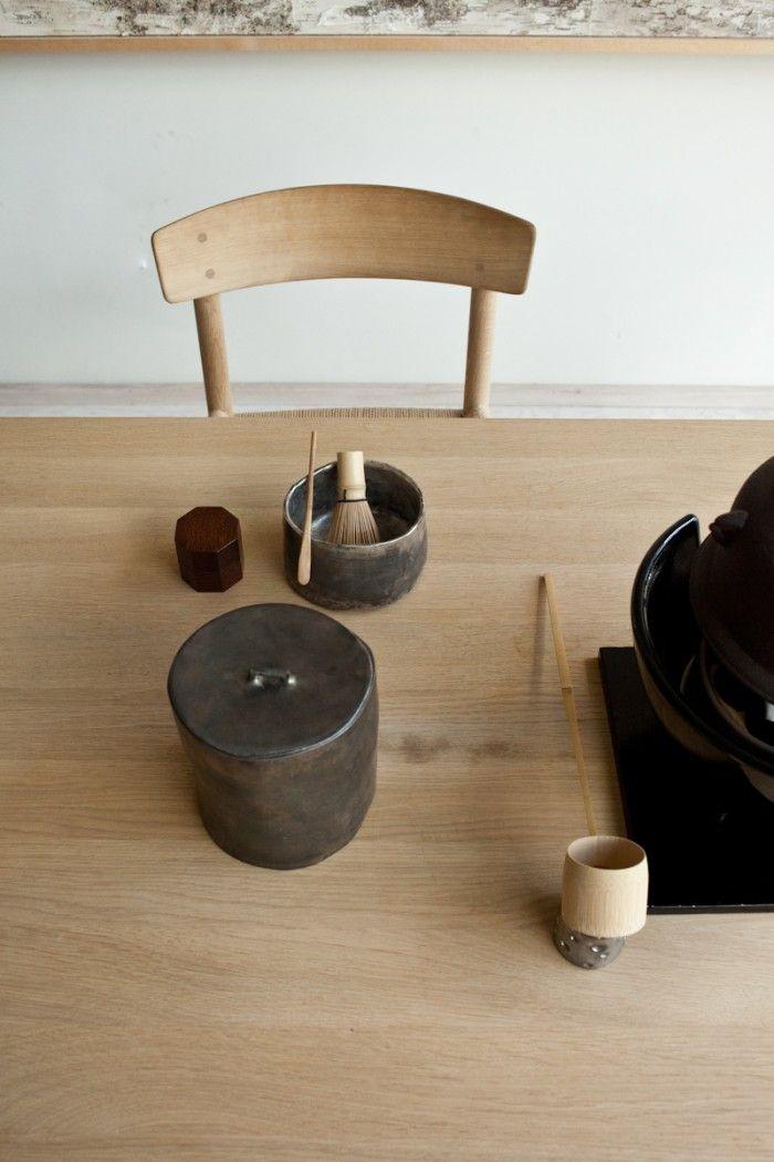 Chanoyu: A solo exhibition for Masanobu Ando