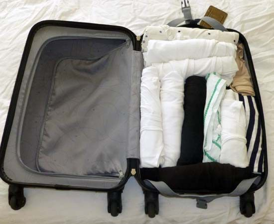 how to pack for a week in a carry on