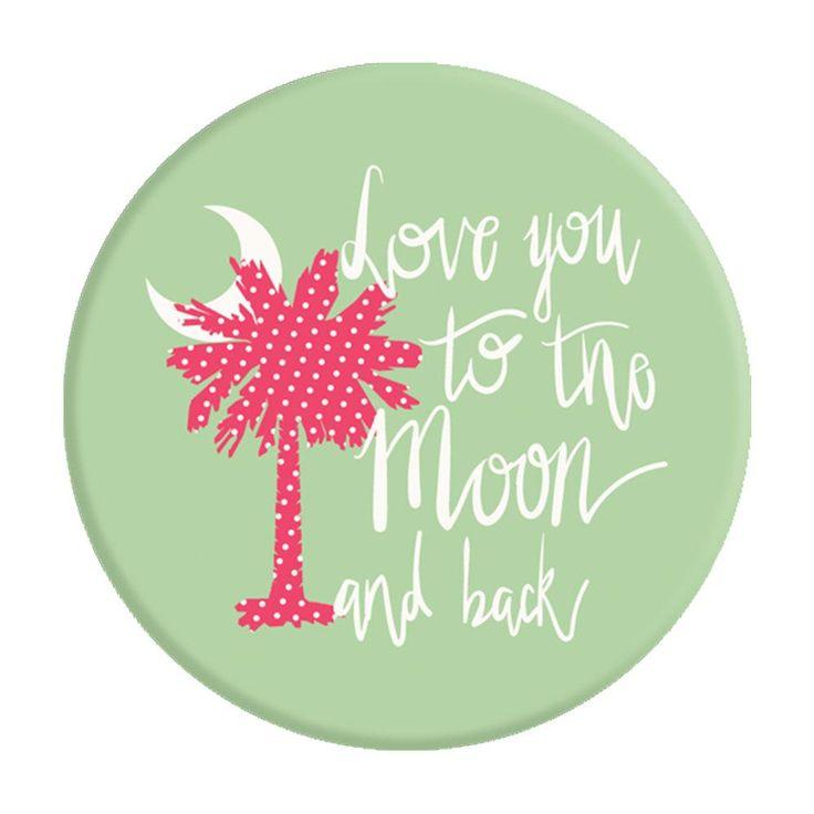 Palmetto Moon | Love You Moon PopSocket® |  Palmetto Moon