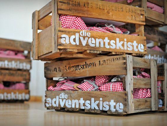 Adventskalender - die kiste