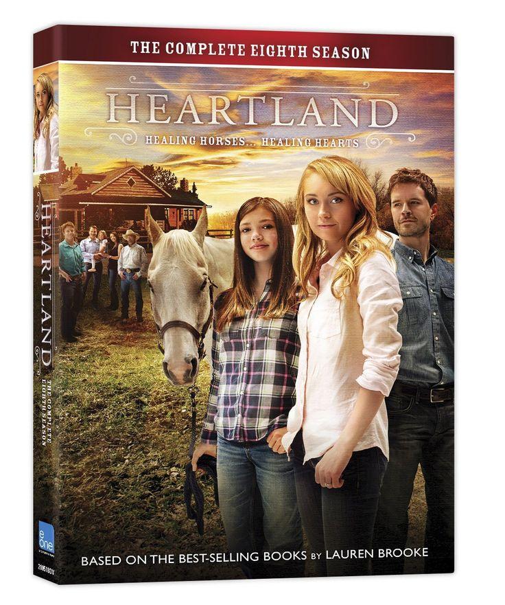 Amazon.com: Heartland: Season 8: Amber Marshall: Movies & TV
