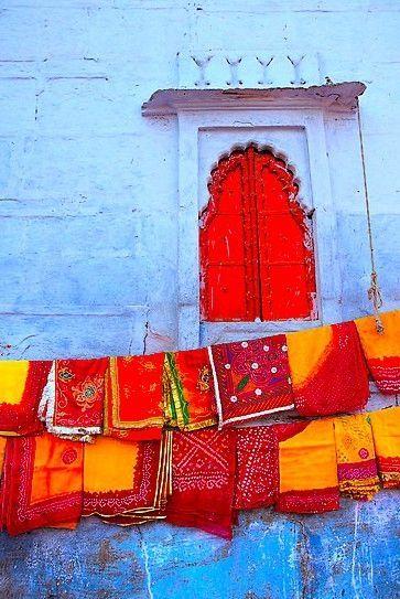 India by sharlene
