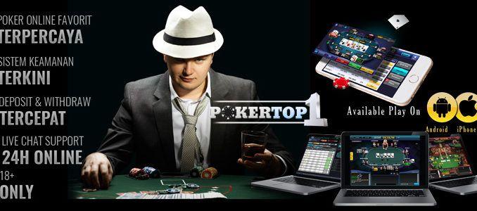 Agen Situs Poker Online Indonesia Terpercaya Pokertop1