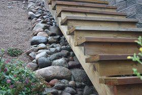 Lisa´s Trädgård: Mina trappor utomhus