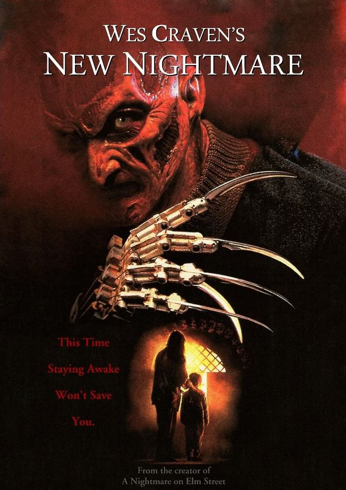 Wes Craven s New Nightmare นิ้วเขมือบ ตอน ตายก็ได้ แต่ยังไม่อยาก