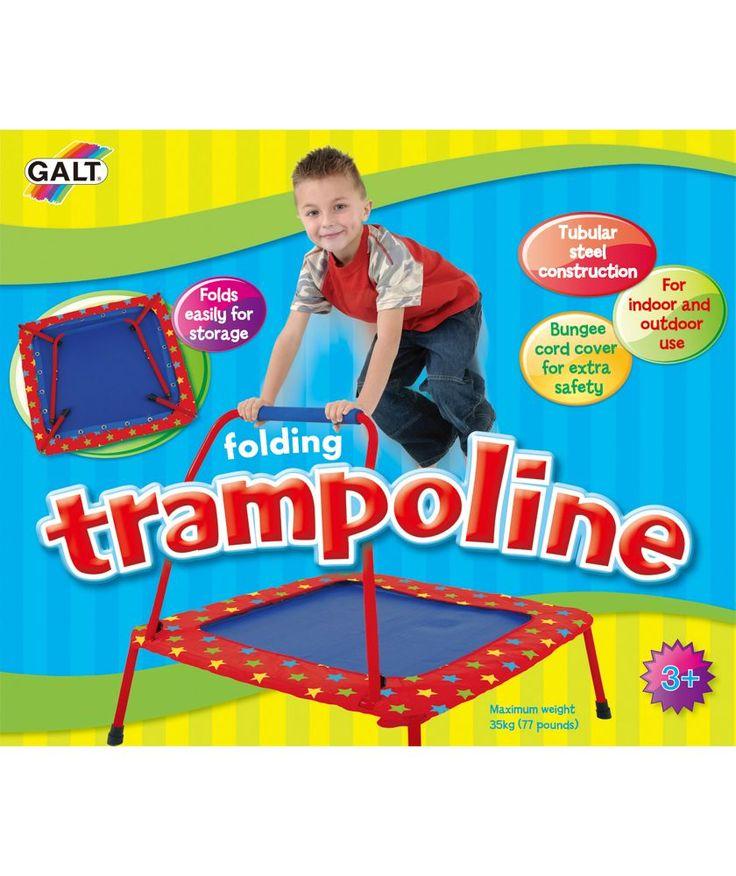 Buy Galt Folding Trampoline at Argos.co.uk - Your Online Shop for Trampolines and enclosures.