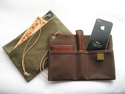 #aging / バッグINバッグ /  幅21cm×高さ15cm・ポケットの深さ10.8cm
