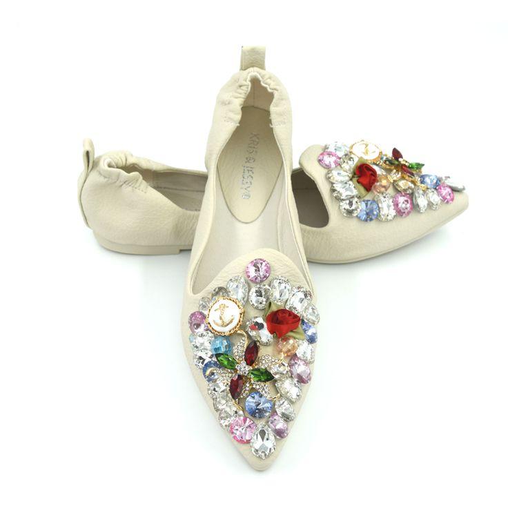 Sale Round Toe Soft Microfiber Sheepskin Insoles Women Flat Shoes Sweet Butterfly Knot Woman Ballet Flats. Click visit to read descriptions