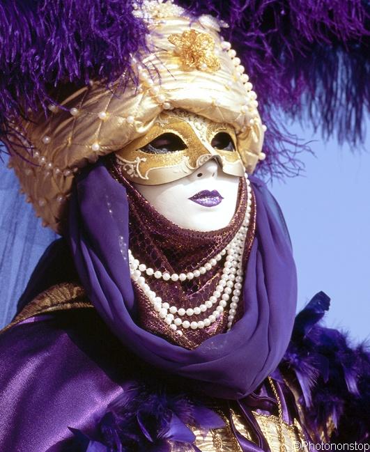 Le Carnaval de Venise, Italie (The Carnival of Venice, #Italy)