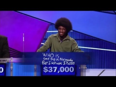 Teen 'Jeopardy!' contestant gives the best Final Jeopardy! answer ever