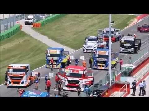 Misano Grand Pric Truck, Race 3, start