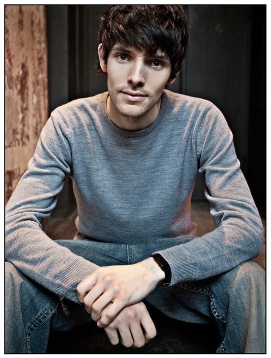 Colin Morgan for Nate Oren #TheSongOfSigdis