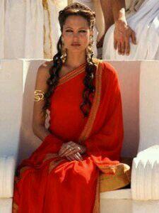 Angelina Jolie-Cleopatra