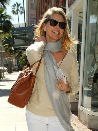 Christie Brinkley Daughter   Christie Brinkley Struts