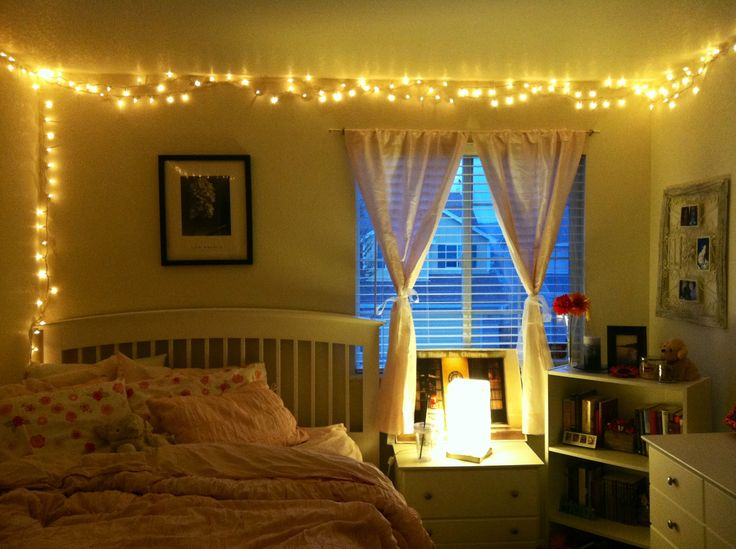 34 best lights <3 images on pinterest | home, fairy lights and spaces