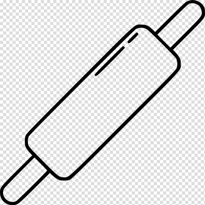 Rolling Pin Svg Png Icon Free Download 482550 Onlinewebfonts Com Png Icons Png Svg
