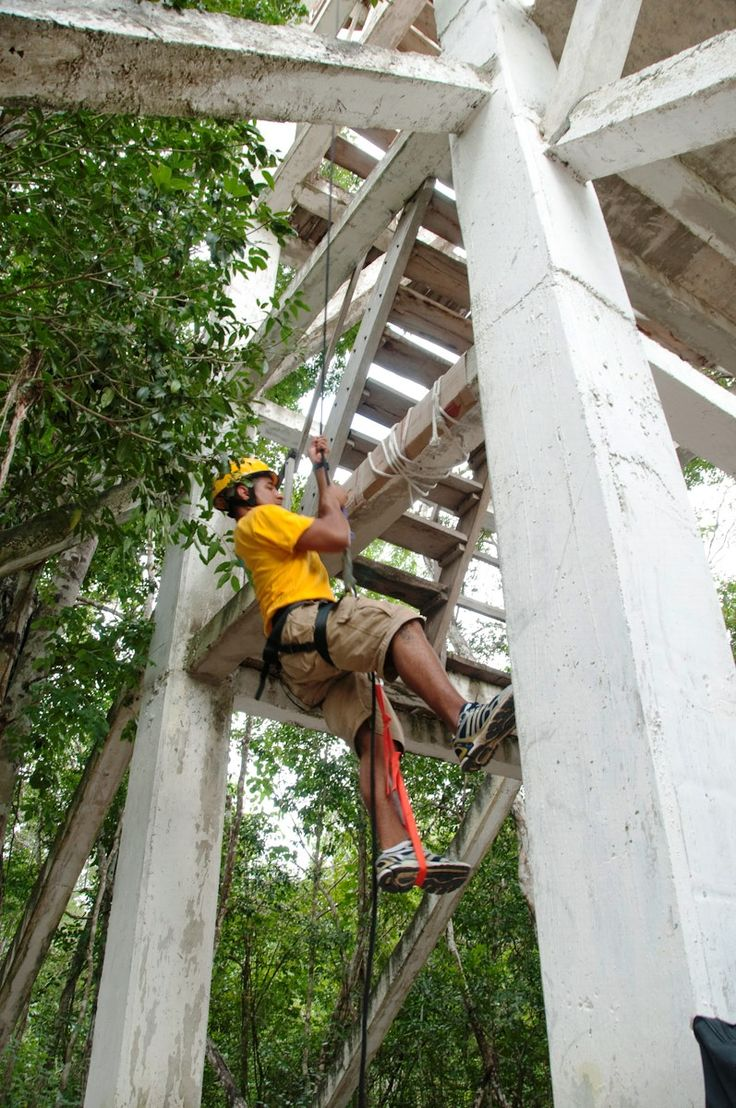 Boca del Puma - Eco Park Riviera Maya the great of all the Cancun Tours is the secret recognized as Boca Del Puma. The parque is best and new and the ziplines include approximately no ready. One of the simplest Cancun tours. #cancuntours #atvtourscancun