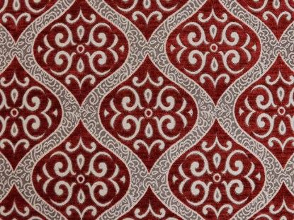 Ruby upholstery fabric