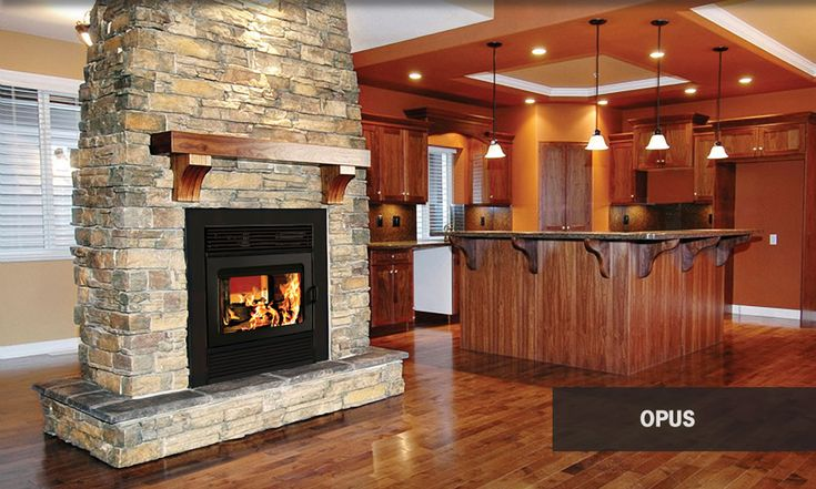 Supreme Foyers Supr 234 Me Zero Clearance Fireplaces