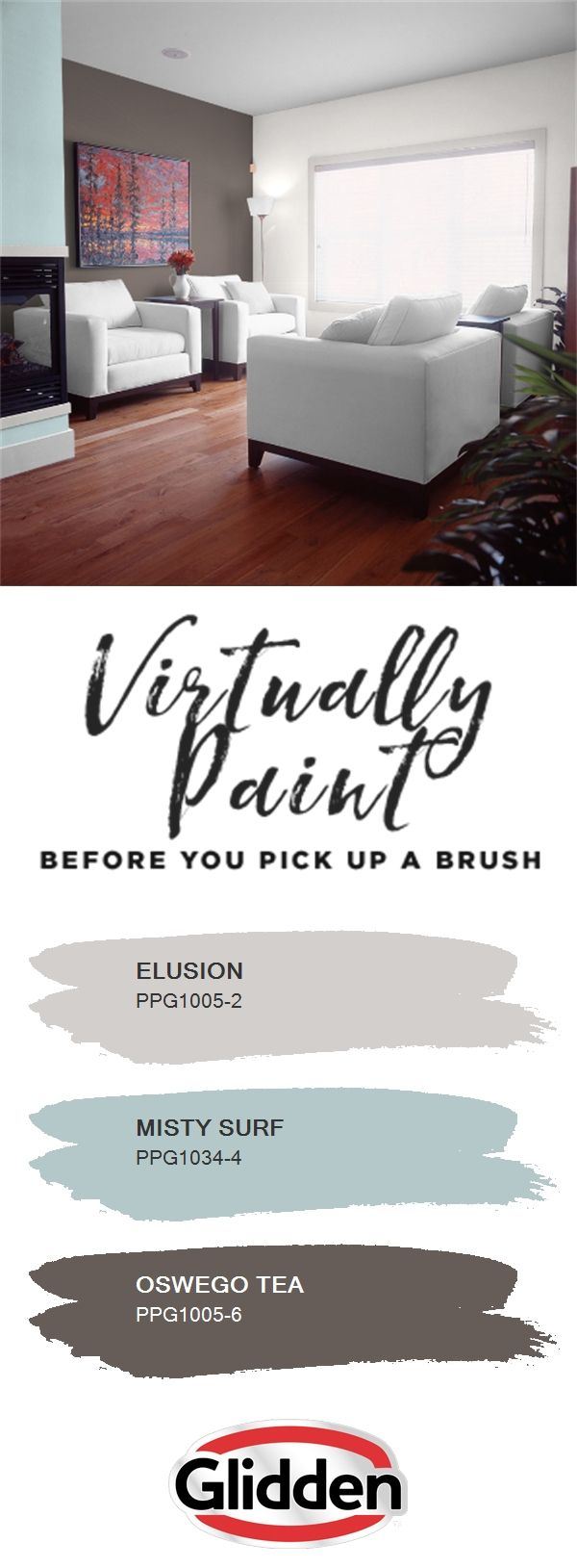 Digitally Paint Your Own Room With Your Favorite Colors In Just A Few Clicks Upload Your Picture To Find Paint Color Visualizer Home Decor Decals Home Decor