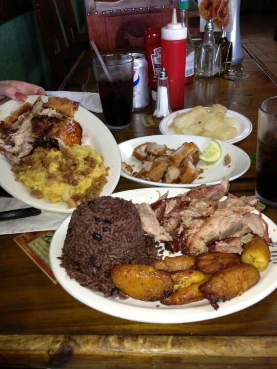 Cuban food. yummy