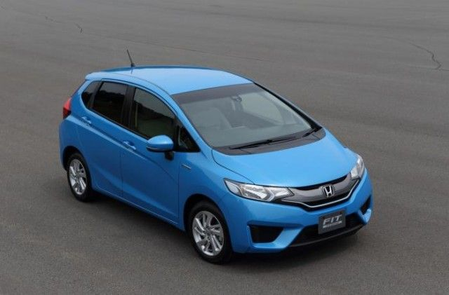 The 2014 Honda Fit Hybrid - 86 mpg from the next hyper-efficient hybrid - Most of the buzz over the new Fit, called the Honda Jazz in some countries) is the hybrid version, which promises a 35% improvement in fuel economy. The US currently gets the gasoline Honda Fit and EV Fit — not the hybrid Fit — but that could change with the next model.