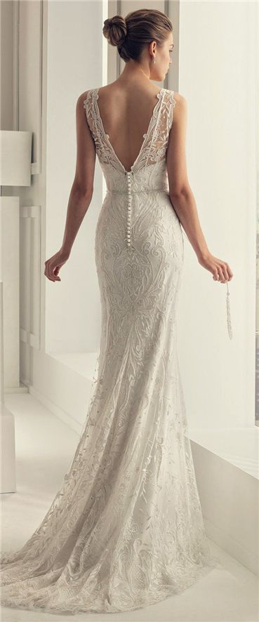 empire wedding dresses