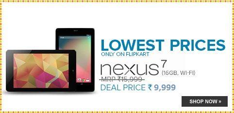 Nexus 7 Tablet - Best Price