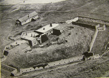 How Littlehampton Fort used to look from the south west side
