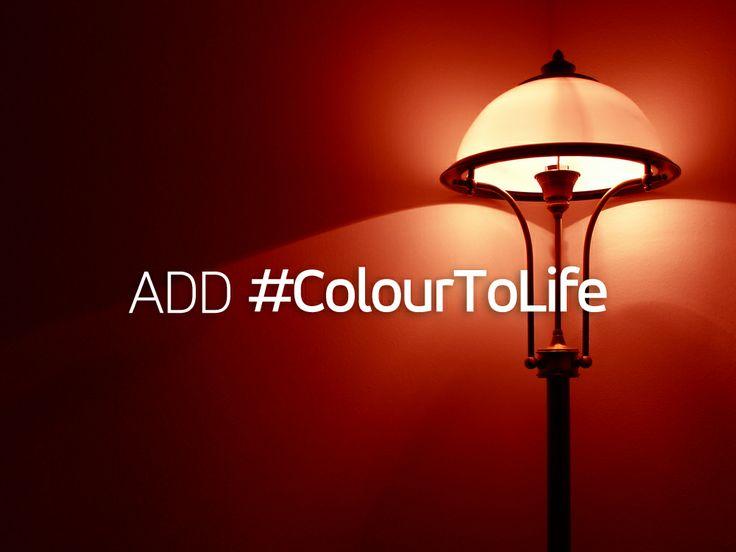 #ColourToLife