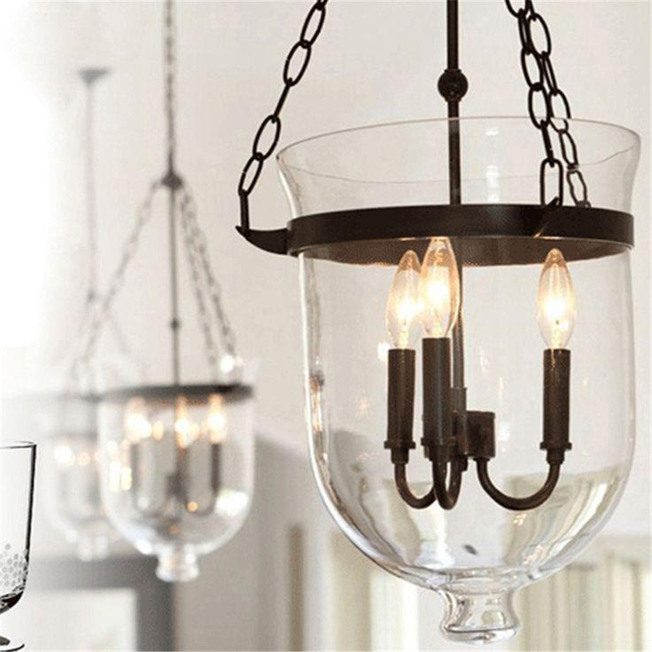 Novelty Loft Style America Vintage Pendant Lights Edison