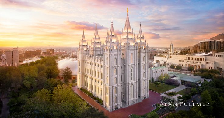 """""""And it shall come to pass in the last days, that the mountain of the Lord's house http://facebook.com/163927770338391 shall be established in the top of the mountains, and shall be exalted above the hills; and all nations shall flow unto it. And many people shall go and say, Come ye, and let us go up to the mountain of the Lord, to the house of the God of Jacob; and he will teach us of his ways, and we will walk in his paths"""" (Isaiah 2:2-3). ... Salt Lake Temple #sharegoodness"""