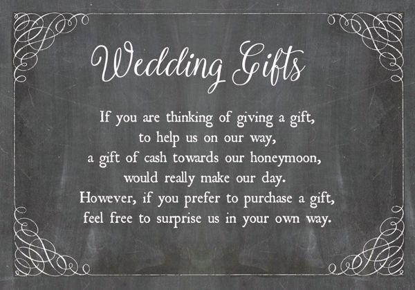 Wedding Gift Wording Ideas: 21 Best Monetary Gift Wording Images On Pinterest