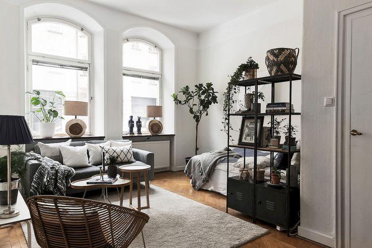Wunderschönes 90 kleines Apartment-Studio, das Id…
