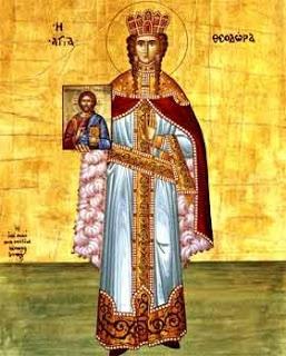 9th cent., Empress Theodora
