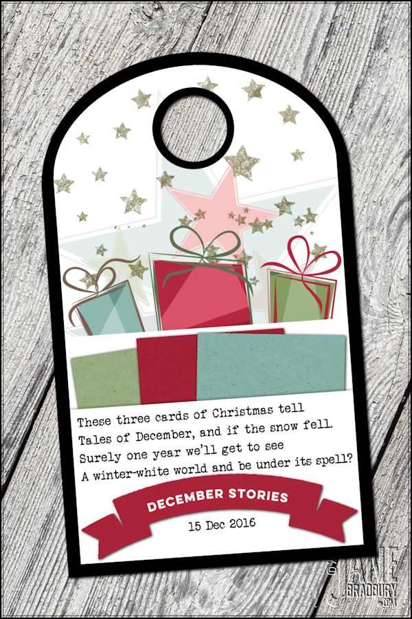 AED12Days2016 - using December Stories banner #AED12Days2016
