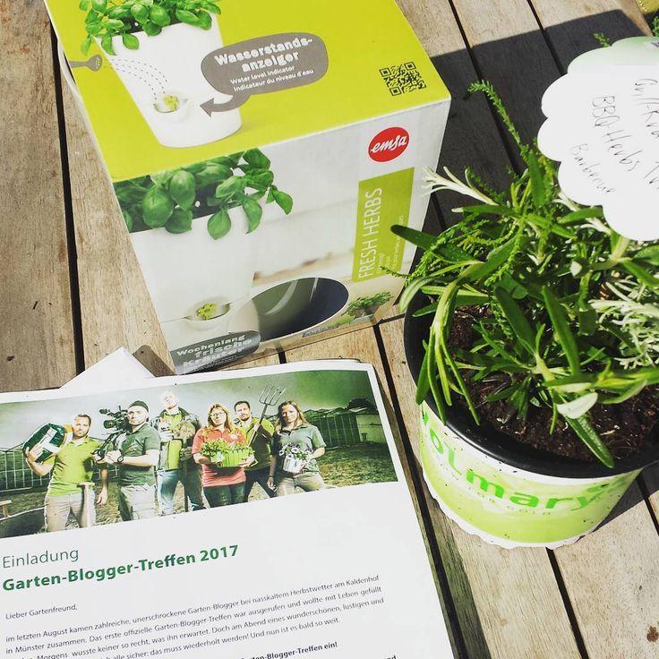 *yeahhh* Das 2. Gartenbloggertreffen naht!!