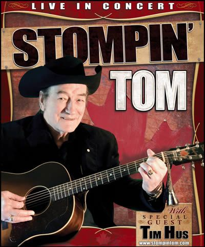 Stompin Tom- Been There